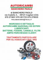 Autoricambi Banchero Paolo