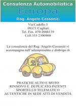 Europa - Agenzia Pratiche Auto