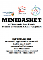 Minibasket San Paolo