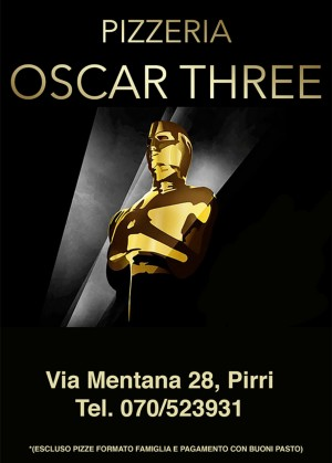 Pizzeria Oscar Three