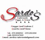 Sardo's Ristorante Pizza & Brace